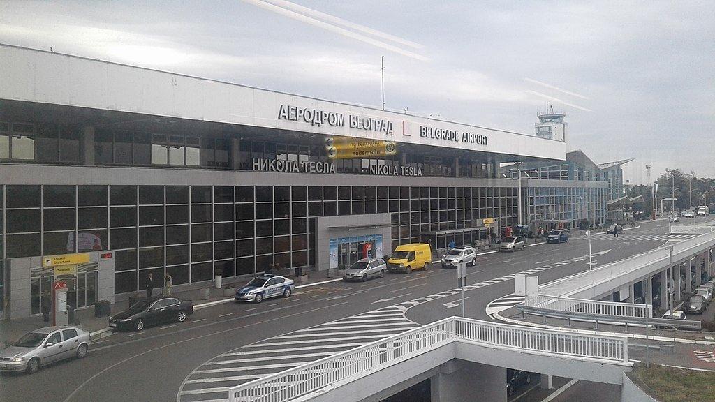 аэропорт Никола Тесла
