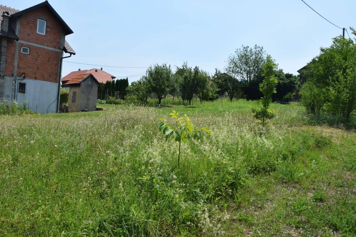 участок земли под строительство в Бане Ковиляче