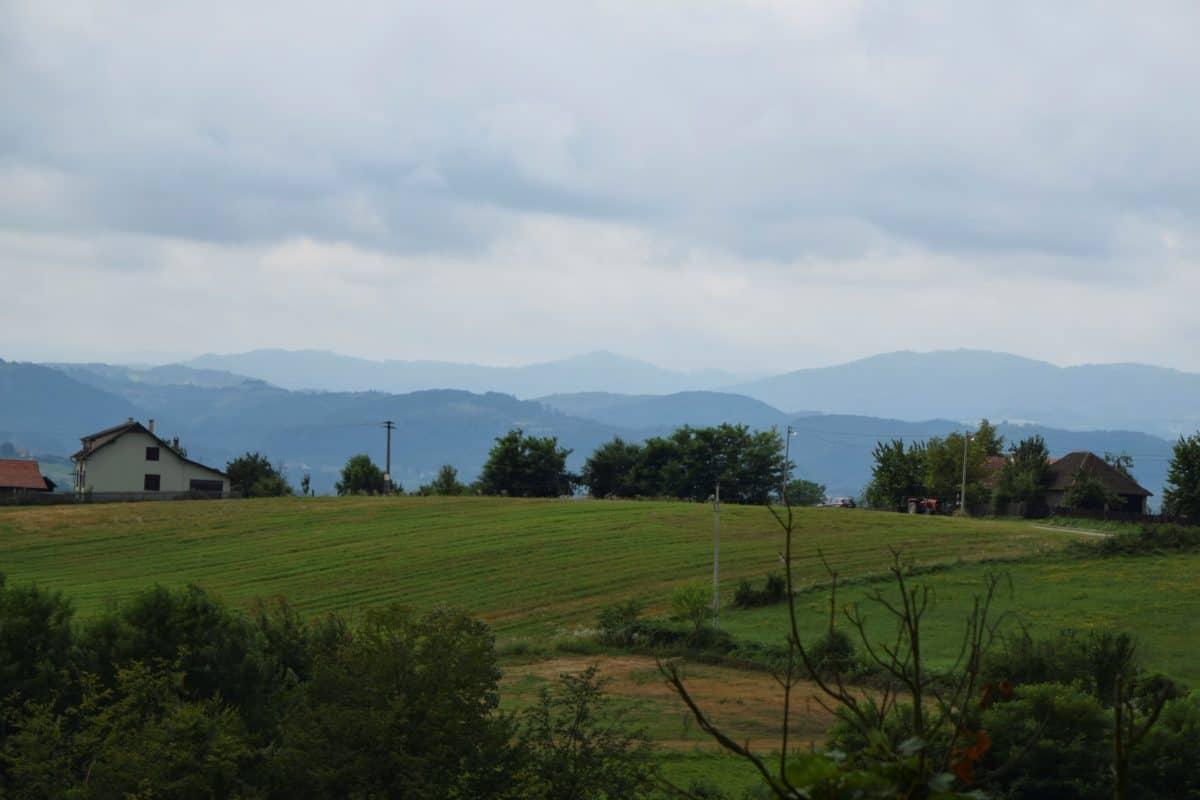сельская усадьба с жилым домом