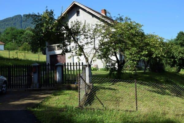 дом в Трбушнице